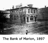 The Bank of Marion 1897