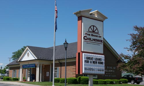 The Bank of Chilhowie
