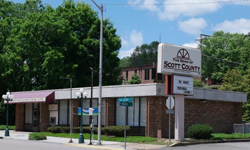 The Bank of Scott County, Gate City