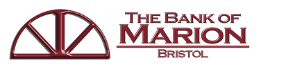 The Bank of Marion Logo