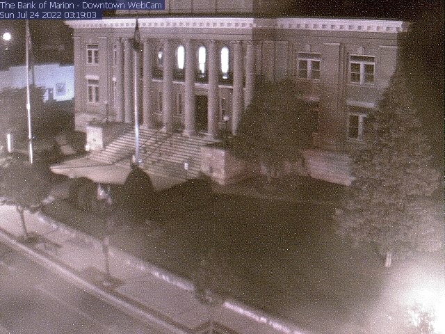 Downtown Marion Webcam