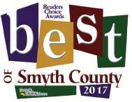 Named the best in Smyth County