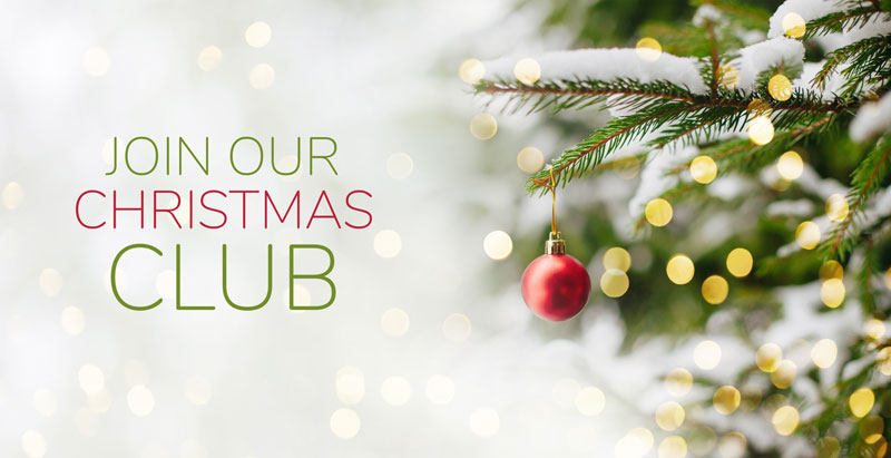 Join our Christmas Club