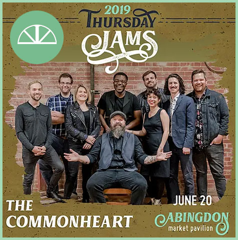 The Commonheart - June 20th