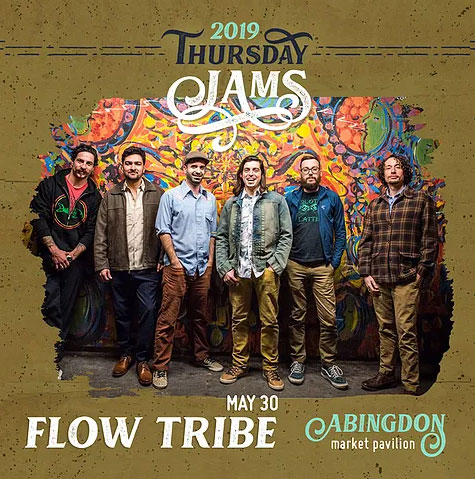 Flow Tribe - May 30th